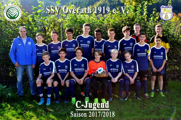 C Junioren Ssv Overath 1919 E V