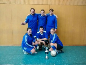 Rheinischer Meister 2013/2014 - SSV Overath